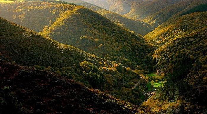 Reserva de La Biosfera de Río Eo, Oscos y Terras de Burón